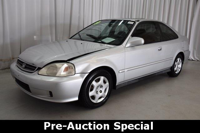 1999 Honda Civic EX EX 2dr Coupe