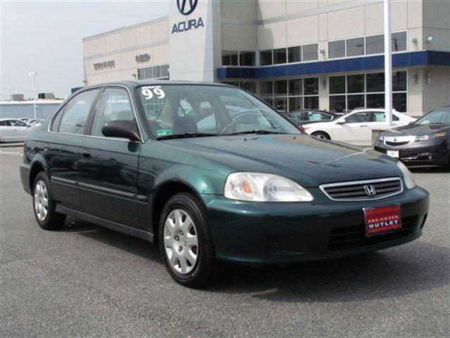 1999 Honda Civic Lx For Sale In West Warwick Rhode Island