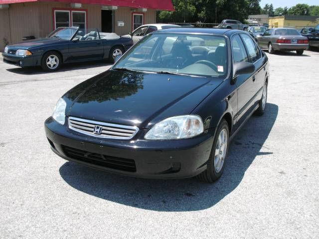 1999 honda civic lx 1999 honda civic car for sale in. Black Bedroom Furniture Sets. Home Design Ideas