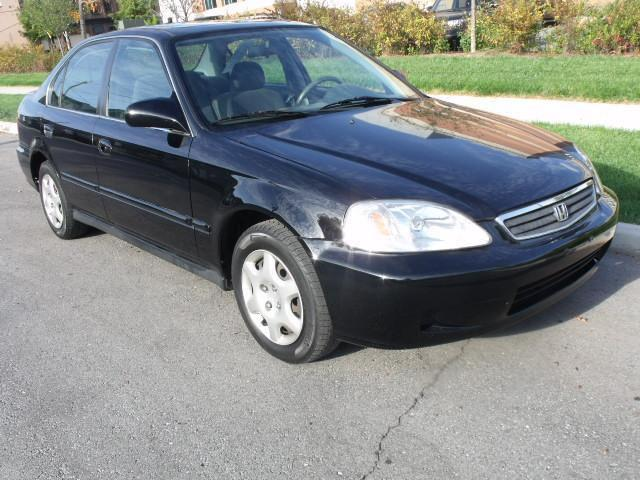 1999 honda civic lx for sale in new albany indiana classified. Black Bedroom Furniture Sets. Home Design Ideas