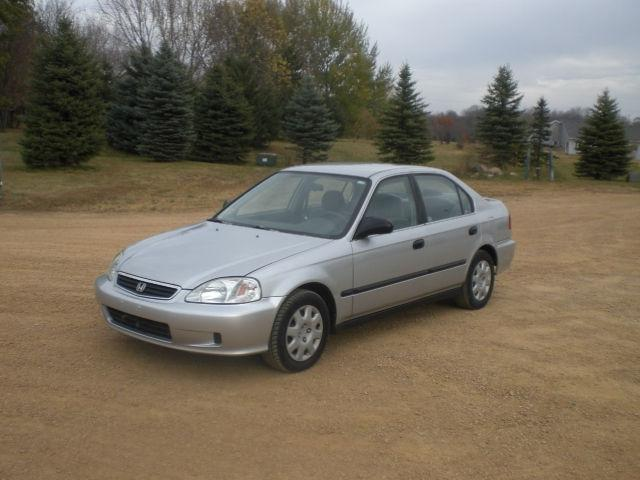 1999 honda civic lx for sale in shakopee minnesota classified. Black Bedroom Furniture Sets. Home Design Ideas