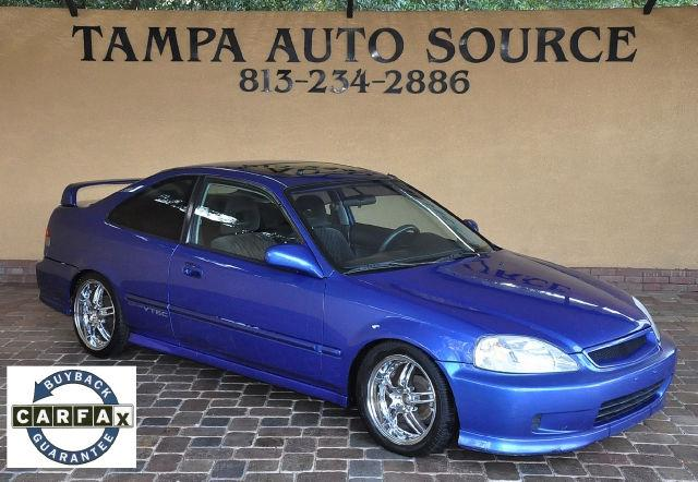 1999 Honda Civic Si For Sale In Tampa Florida Classified