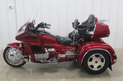 1999 Honda Gold Wing Trike Shipping Free 1500cc