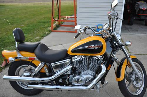 1999 honda magna 750 u1132 for sale in sandusky michigan classified. Black Bedroom Furniture Sets. Home Design Ideas