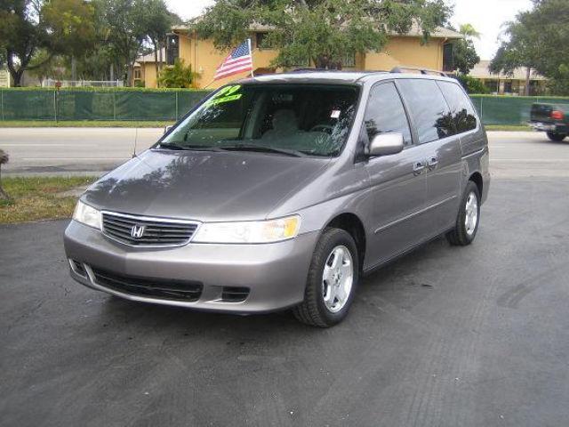 1999 Honda Odyssey EX for Sale in Hollywood, Florida ...