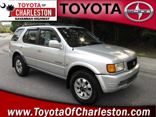 1999 honda passport lx for sale in charleston south. Black Bedroom Furniture Sets. Home Design Ideas