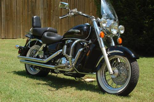 1999 honda shadow aero 1100 excellent condition for sale in kingsport tennessee classified. Black Bedroom Furniture Sets. Home Design Ideas