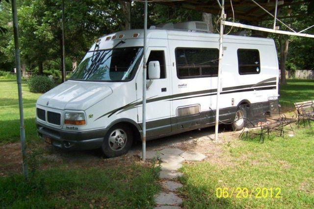 1999 isata 24 foot motorhome for sale in concordia lake