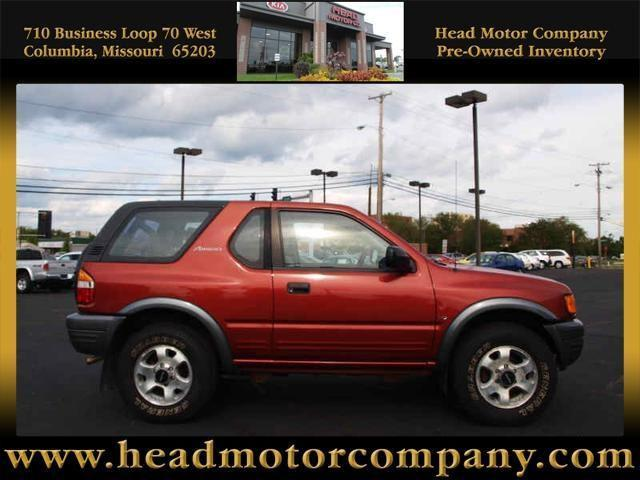 1999 isuzu amigo for sale in columbia missouri classified americanlisted com