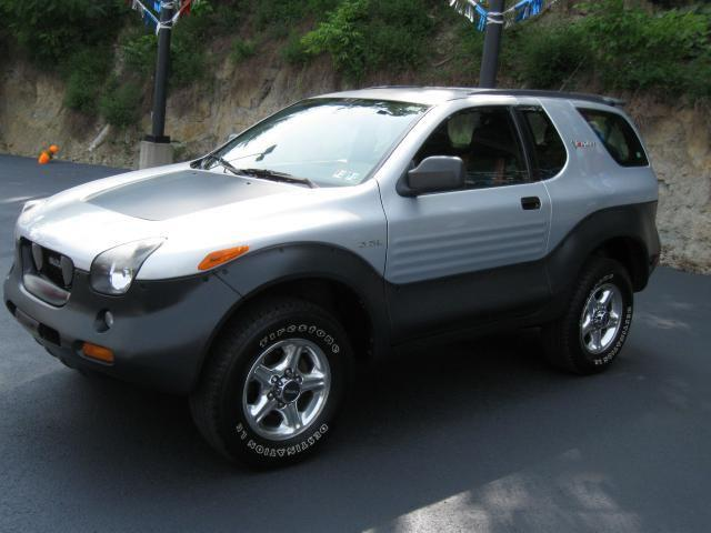 1999 isuzu vehicross for sale in pittsburgh pennsylvania classified. Cars Review. Best American Auto & Cars Review