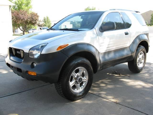 1999 isuzu vehicross for sale in fort collins colorado classified. Cars Review. Best American Auto & Cars Review