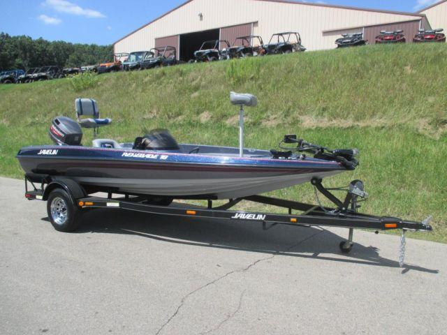 1999 javelin 18 renegade w johnson 115hp outboard for for Outboard motors for sale in michigan