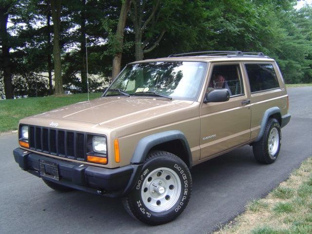 1999 jeep cherokee se for sale in leesburg virginia classified. Black Bedroom Furniture Sets. Home Design Ideas