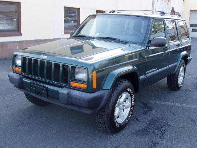 1999 Jeep Cherokee Sport 4WD for Sale in Warrenton, Virginia