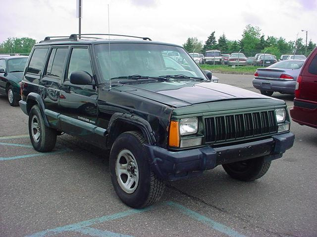 1999 jeep cherokee sport 4wd for sale in pontiac michigan classified. Black Bedroom Furniture Sets. Home Design Ideas