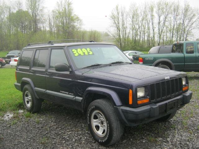 1999 jeep cherokee sport 4wd for sale in bergen new york classified. Black Bedroom Furniture Sets. Home Design Ideas