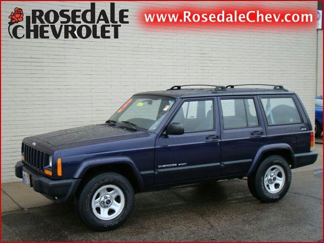 1999 jeep cherokee sport for sale in roseville minnesota classified. Black Bedroom Furniture Sets. Home Design Ideas