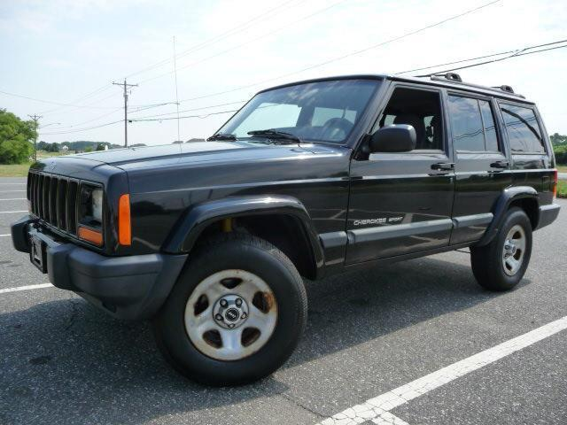 1999 jeep cherokee sport for sale in townsend delaware classified. Black Bedroom Furniture Sets. Home Design Ideas