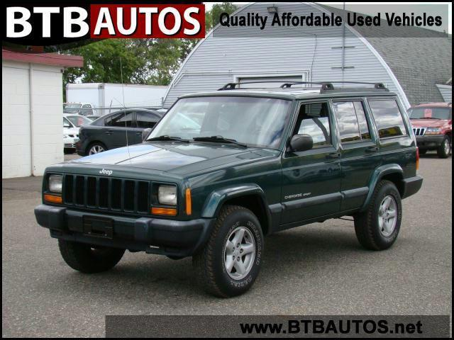 1999 jeep cherokee sport for sale in hopkins minnesota classified. Cars Review. Best American Auto & Cars Review