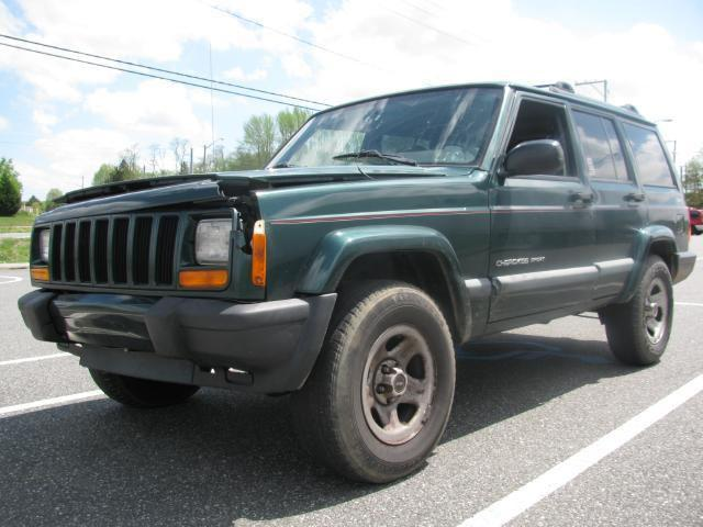 1999 jeep cherokee sport for sale in townsend delaware classified. Cars Review. Best American Auto & Cars Review