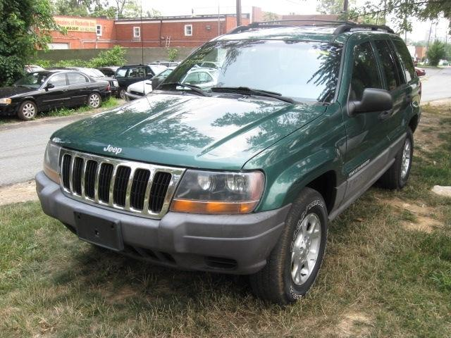 1999 jeep grand cherokee laredo for sale in rockville maryland classified. Black Bedroom Furniture Sets. Home Design Ideas