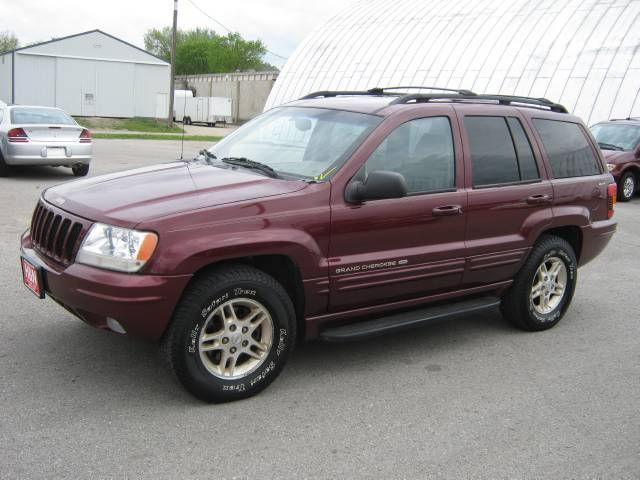 1999 jeep grand cherokee limited for sale in spencer iowa classified. Cars Review. Best American Auto & Cars Review