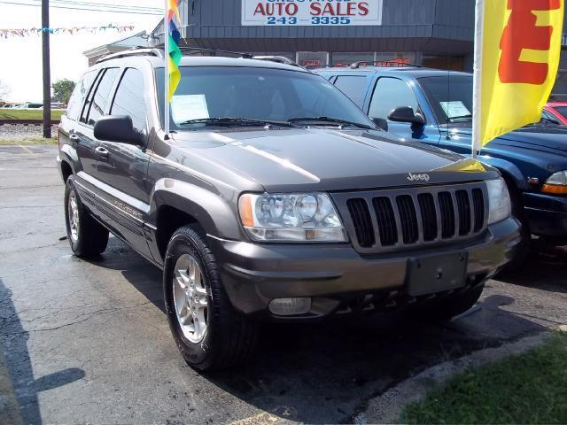 1999 jeep grand cherokee limited for sale in crestwood kentucky classified. Black Bedroom Furniture Sets. Home Design Ideas