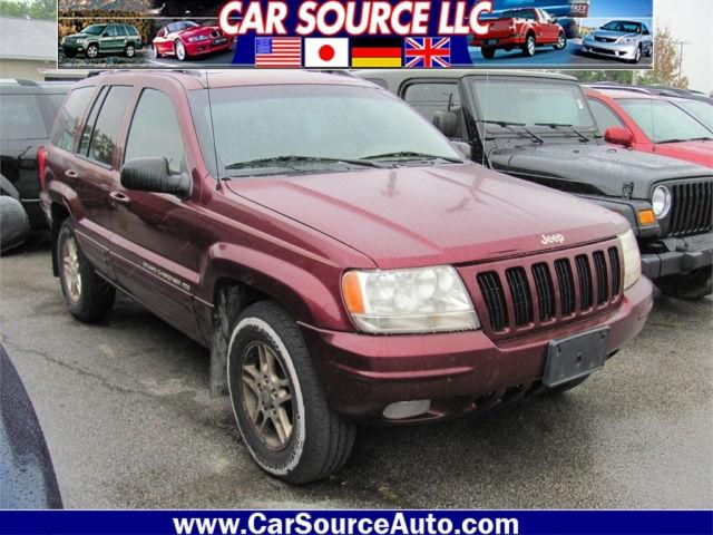 1999 jeep grand cherokee limited for sale in grove city ohio classified. Black Bedroom Furniture Sets. Home Design Ideas