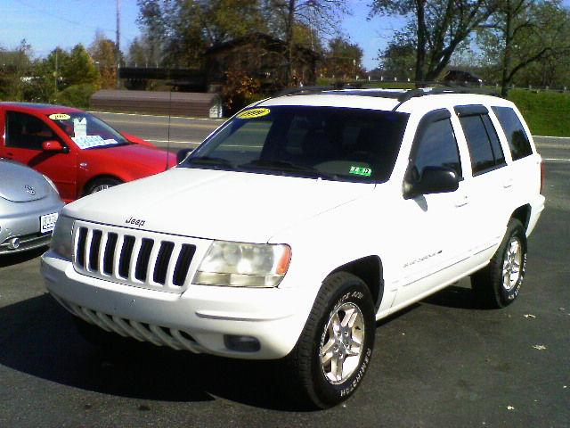 1999 jeep grand cherokee limited for sale in hurricane west virginia classified. Black Bedroom Furniture Sets. Home Design Ideas