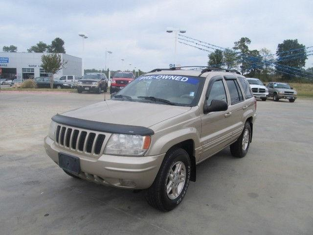 1999 jeep grand cherokee limited for sale in texarkana texas classified. Black Bedroom Furniture Sets. Home Design Ideas