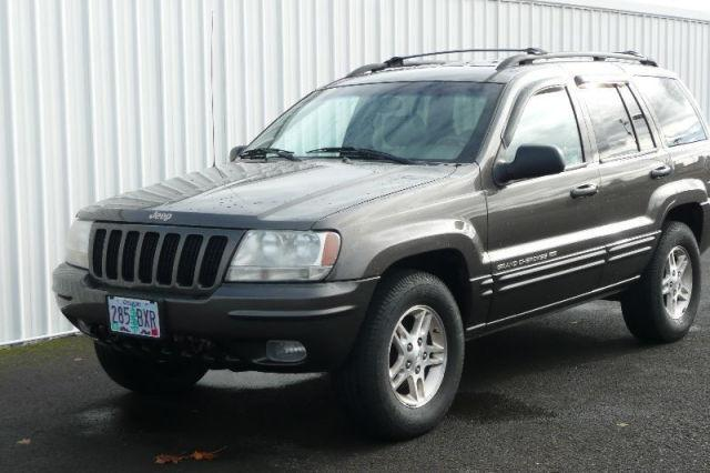 1999 jeep grand cherokee limited for sale in eugene oregon classified. Black Bedroom Furniture Sets. Home Design Ideas