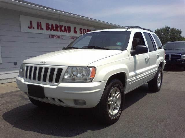 1999 jeep grand cherokee limited for sale in cedarville illinois. Cars Review. Best American Auto & Cars Review