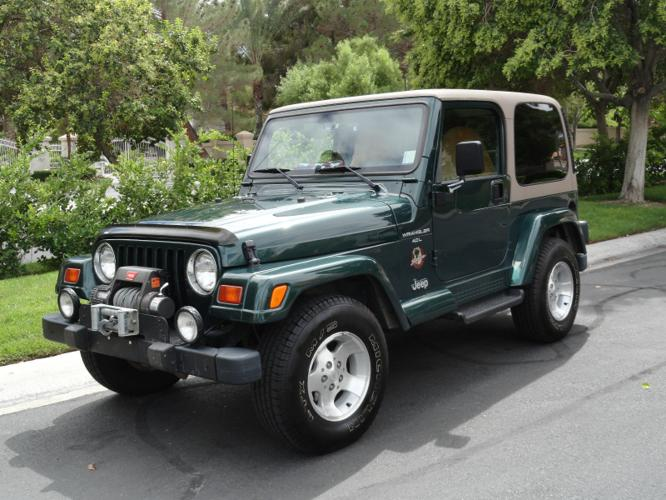 1999 jeep wrangler for sale in las vegas nevada classified. Black Bedroom Furniture Sets. Home Design Ideas