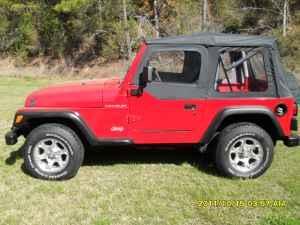 1999 jeep wrangler ozark for sale in dothan alabama classified. Black Bedroom Furniture Sets. Home Design Ideas