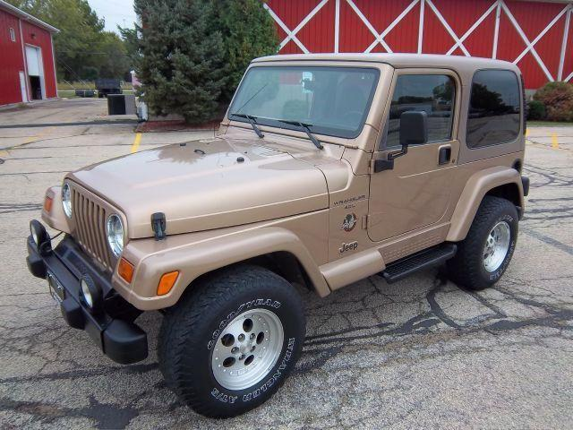 1999 jeep wrangler sahara for sale in east peoria illinois classified. Black Bedroom Furniture Sets. Home Design Ideas