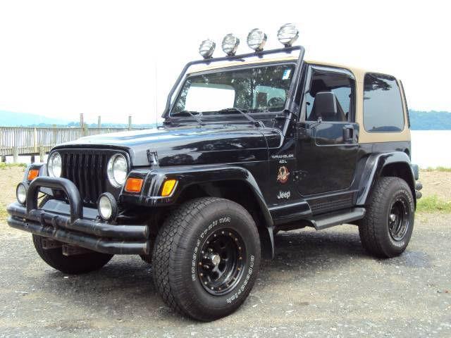 1999 jeep wrangler sahara for sale in west haverstraw new york classified. Black Bedroom Furniture Sets. Home Design Ideas