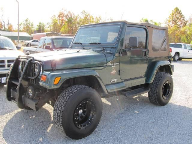 1999 jeep wrangler sahara for sale in lexington tennessee classified. Black Bedroom Furniture Sets. Home Design Ideas