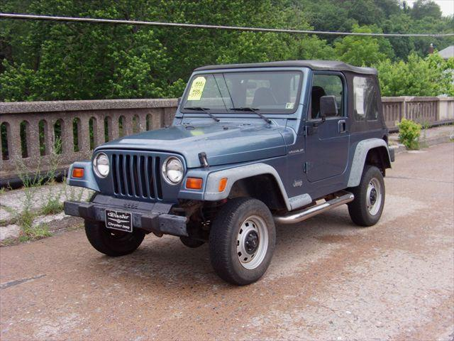 1999 jeep wrangler se for sale in duncannon pennsylvania classified. Black Bedroom Furniture Sets. Home Design Ideas