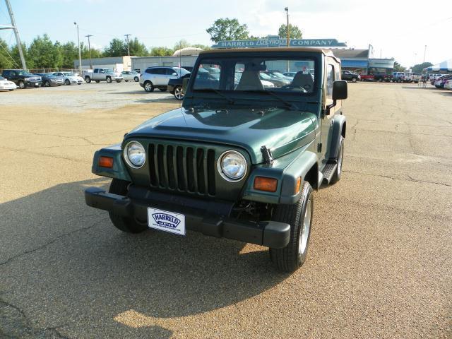 1999 jeep wrangler se for sale in canton mississippi classified. Black Bedroom Furniture Sets. Home Design Ideas
