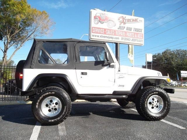 Buy Here Pay Here Tampa >> 1999 Jeep Wrangler Sport for Sale in Tampa, Florida Classified | AmericanListed.com