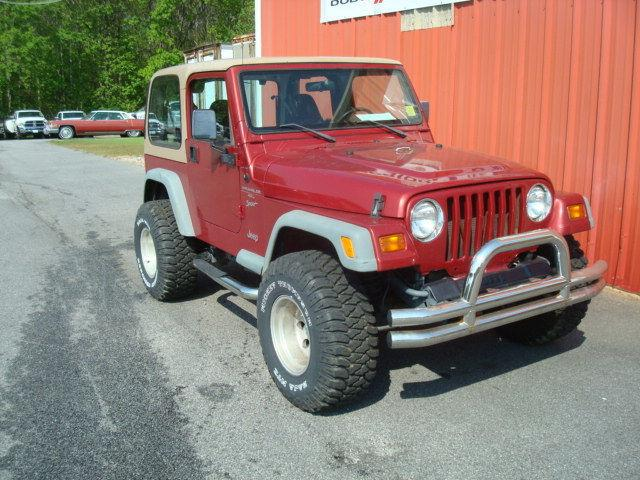 1999 jeep wrangler sport for sale in bremen georgia classified. Black Bedroom Furniture Sets. Home Design Ideas