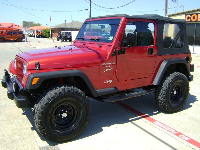 1999 jeep wrangler sport for sale in wylie texas classified. Black Bedroom Furniture Sets. Home Design Ideas