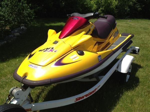Kawasaki Jet Ski 750 Classifieds