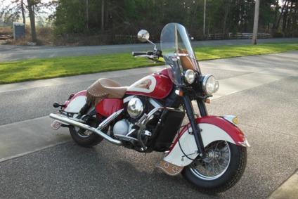 1999 Kawasaki Drifter 1500 Indian Replica For Sale In