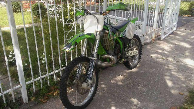 1999 kawasaki kx250r monster