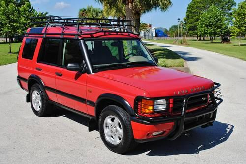 1999 Land Rover Discovery - Safari Rack - Special Cash