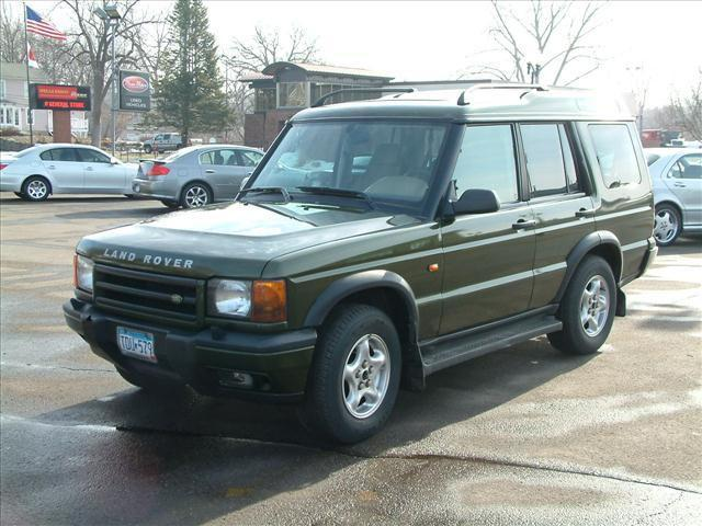 1999 land rover discovery series ii for sale in excelsior. Black Bedroom Furniture Sets. Home Design Ideas