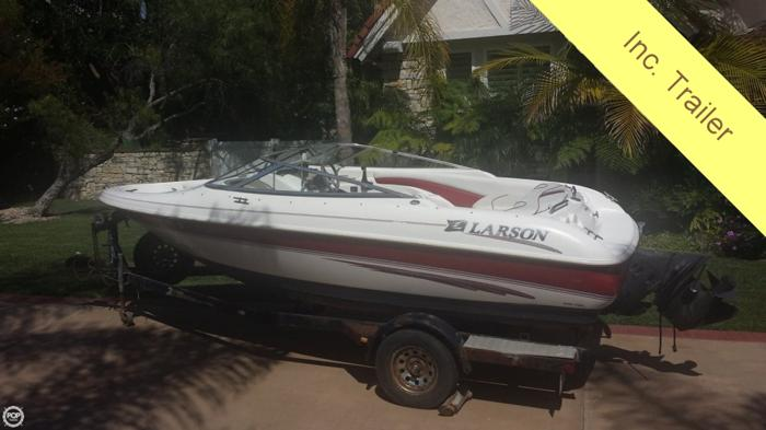 Larson | New and Used Boats for Sale in California