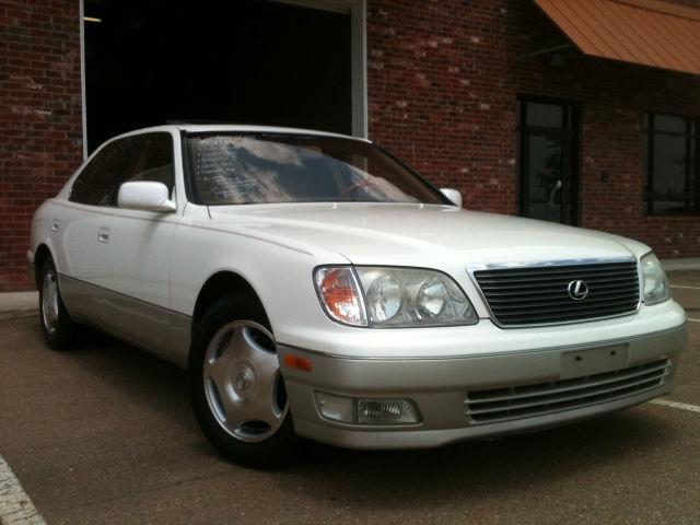 Pre Owned Lexus >> 1999 Lexus LS 400 for Sale in Canton, Mississippi ...