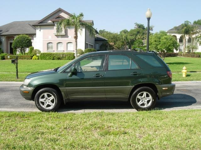 1999 lexus rx 300 for sale in longwood florida classified. Black Bedroom Furniture Sets. Home Design Ideas